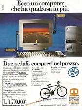 X1879 Computer Discount - PC DEX 486 - Pubblicità del 1994 - Vintage advertising