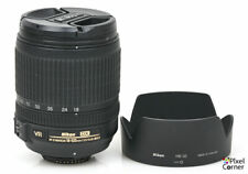 Nikon 18-105mm f/3.5-5.6 AF-S G VR DX Nikkor Standard zoom lens Nice! 33545003