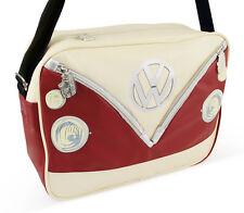 Shoulder Bag T1 Camper Van Bus Red Volkswagen VW Collection by BRISA BUSL01