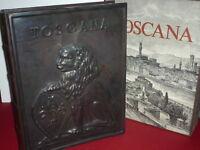 Coll. CITTA ORO/EDITALIA STRAORDINARIO! Santi/Betocchi LA TOSCANA/1976 Bronzo