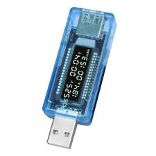 USB Charger Power Capacity Tester Voltage Current Meter Testing tool Good Qualit