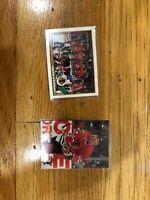 Chris Chelios Chicago Blackhawks team card NHL + Extras!