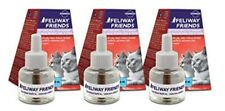 Set of 3 Feliway Friends Cat Diffuser Refill 90 day (30 days each) 48 ml