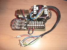Elektroplatte Spannungsversorgung 230V 50Hz f. lathe RC480 Fusan MJ480 Huvema