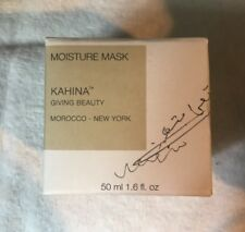 Kahina Giving Beauty Moisture Mask ~New in box~ Free Shipping