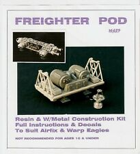 Space 1999 Freighter Pod Warp Models resin kit - 1/72 scale