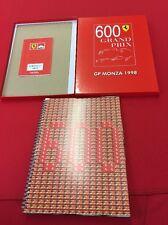 Ferrari Book Celebrating 600th Gran Prix Rare