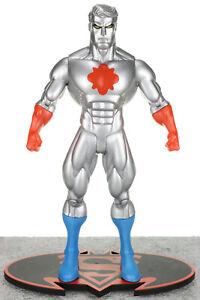 """DC Direct Superman / Batman: Public Enemies CAPTAIN ATOM 6.5"""" Action Figure 2005"""