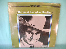 The Great Hawkshaw Hawkins, Harmony Columbia Records HS 11044, SEALED, Country