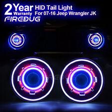 7 inch Round Halo Headlight, HID Projector Headlights, Angel Eye Headlight