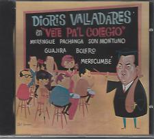 FANIA Mega RARE Dioris Valladares y su Orquesta VETE PA'L COLEGIO pachanga BAMBA