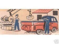 Repro Box Tekno VW Bus, Kasten oder Pritsche