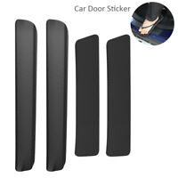 Anti Scratch Collision 4D Carbon Fiber Decal Sticker Car Door Pad Edge Protector