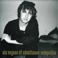 Six Organs of Admittance - Compathia [New CD]