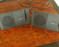 Bose Speaker System Model 100 Set Of Two
