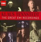 Klaus Tennstedt: The Great EMI Recordings, CD | 5099909443327 | New