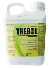 Désherbant Glyphosat TREBOL (TRÉFLE) 5 L sel d'isopropylamine 36%p/v 360 g/l