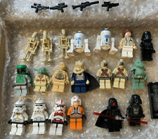 Lego Star Wars Rare Vintage Minifigures Collection + Accessories Minifigures X21