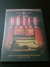 The Outer Limits - The New Series: Sex & Science Fiction 1995-2001(Dvd, 2002)