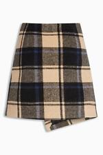 NEXT  Blanket Check Wrap Detail Skirt 16