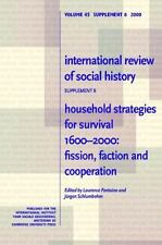 International Review of Social History Supplements: Household Strategies for...