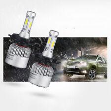 9007 Auto Car LED Headlight Hi/Lo Light Bulb Lamp Conversion 8000LM Xenon 6000K
