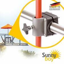 Sonnenschirmhalter Balkongeländer -  Platzsparender Balkon Schirmhalter