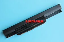 Battery for Asus A43SV K43S A53 K53B K53E K53SJ K53SD K53U K54LY A32-K53 A42-K53