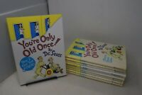 Guided Reading lot of 10 You're Only Old Once! by Dr. Seuss Hardcover Books
