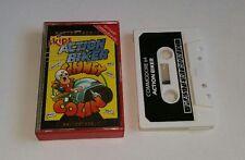 C64 Spiel auf Cassette * Action Biker *