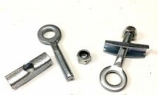 2 CHAIN ADJUSTER TENSIONER FOR POCKET BIKES MINI BIKES SCOOTERS