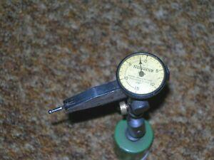 Federal Testmaster Test Indicator .001
