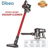 Dibea C17 2 IN1 Handheld Cordless Wireless Upright Vacuum Cleaner 7000pa 2 Brush