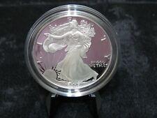 2005-W Silver Eagle Proof with COA