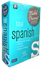 Total Spanish with the Michel Thomas Method by Michel Thomas (CD-Audio Book)