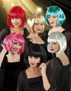 Pageboy Wig Bob Hairstyle Sexy Ladies Wig Theme Party Jga Accessory Women Wig