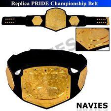 Réplica del Cinturón de Campeonato Gran Premio orgullo Tamaño Adulto & Placas De Metal Hecho A Mano