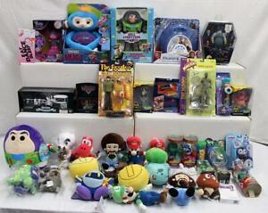 Assorted Lot of 40: Pokemon, Toy Story, Trolls, Mario, Bob Ross & More! NR