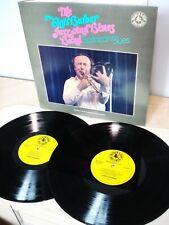 The Chris Barber Jazz & Blues Band Barbican Blues SIGNED UK 2 x LP Black Lion EX