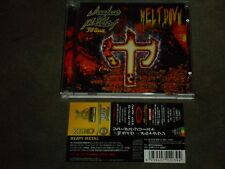 Judas Priest '98 Live Meltdown Dbl CD Japan