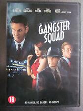 Gangster Squad : Josh Brolin, Ryan Gosling, Nick Nolte, Sean Penn, Emma Stone