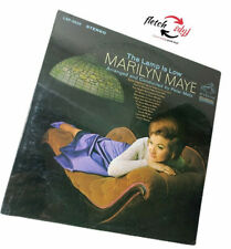 Vintage 1966 Marilyn Maye The Lamp is Low RCA LSP-3626 Stereo LP Album Brand New