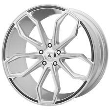 "4-Asanti ABL-19 Athena 22x9 5x120 +32mm Brushed Wheels Rims 22"" Inch"