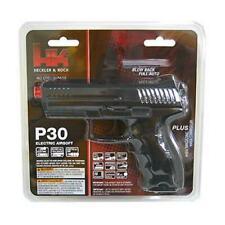 Umarex 2273010 HK P30 Electronic Semi/Full Auto Airsoft Pistol Black
