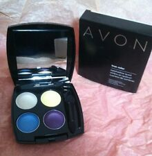Avon True Color Eyeshadow Quad ~ Fantasyland