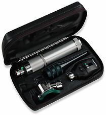 NEW Welch Allyn Veterinary Otoscope Opthalmoscope Complete Diagnostic Kit Set