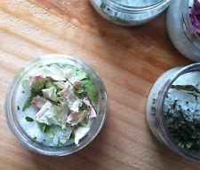 CLARYFYING BATH SALT ~ White Rose, Jasmine & Papaya {Botanical Skin Care}