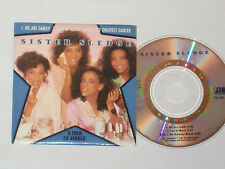 SISTER SLEDGE -We Are Family-  3 inch CD / 3""
