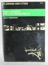 Vtg 1969 1st Printing ARCHITECTURAL BOOK Tony Gardner : The Cite Industrielle