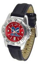 Mississippi Rebels - Ole Miss-Ladies Sport AnoChrome Watch